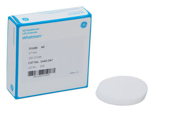 Picture of Whatman Grade 40 Quantitative Ashless Filter Papers - 1440-240