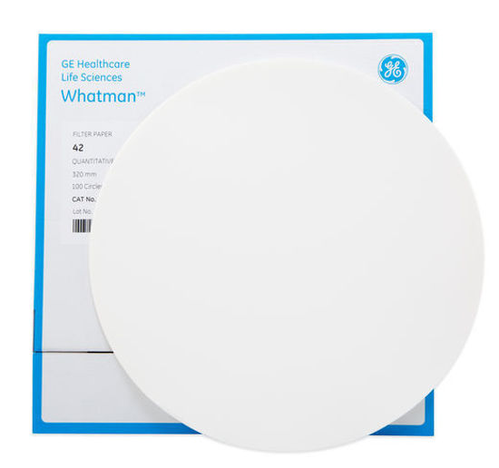 Picture of Whatman Grade 42 Quantitative Ashless Filter Papers - 1442-055
