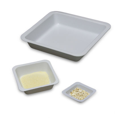 Picture of Square Antistatic Polystyrene Weighing Dishes