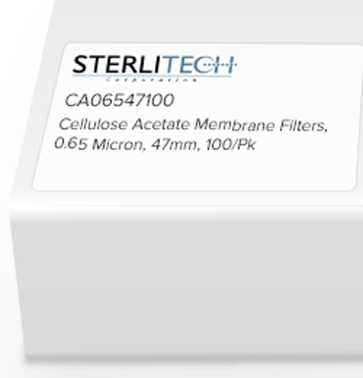 Picture of Sterlitech Cellulose Acetate (CA) Membrane Filters - CA06547100